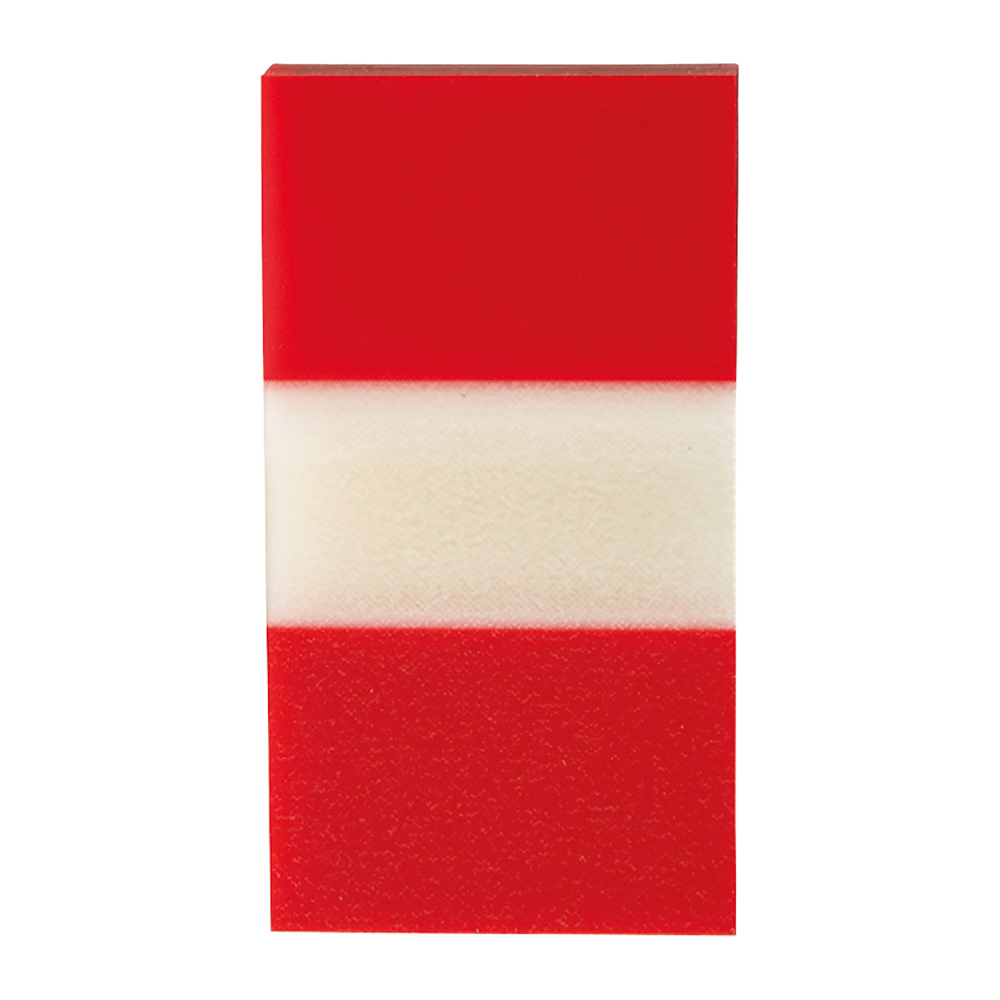 Business Index Flags 25mm Red 50 Flags (Pack of 5)