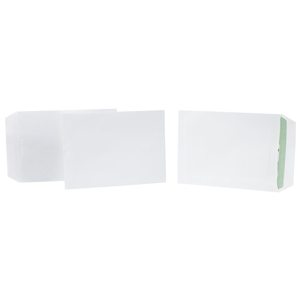 Business Eco Pocket Envelopes C5 90gsm Self Seal White (Pack of 500)
