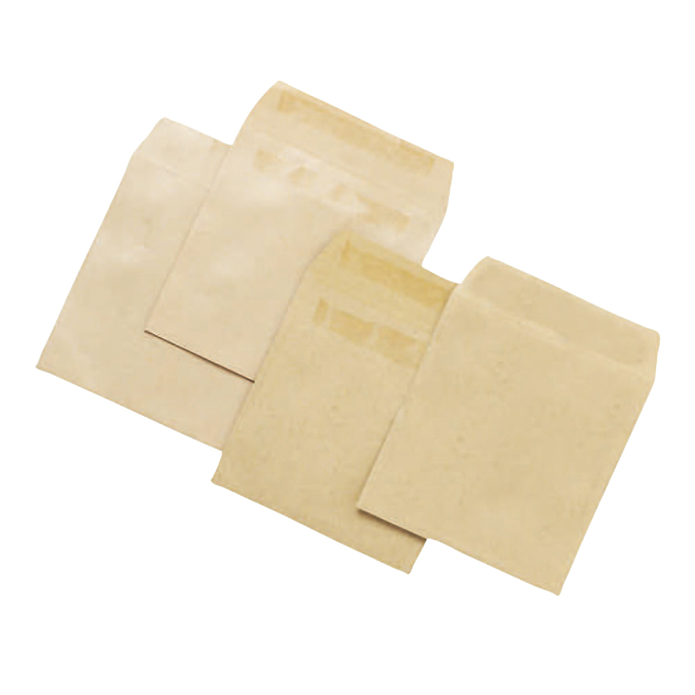 business Office Envelopes FSC Wage Self Seal 80gsm 108x102mm Manilla Pack 1000