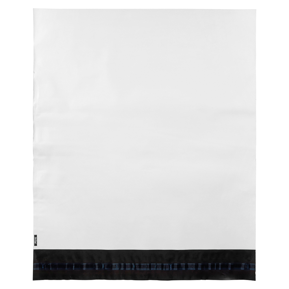 Business Premium DX Waterproof Bags 395 x 430mm White (Pack of 100)