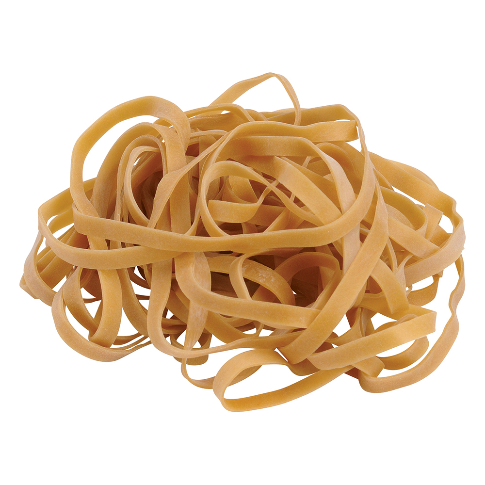 Business Office Rubber Bands No.69 Each 152x6mm Approx 141 Bands Bag 0.454kg