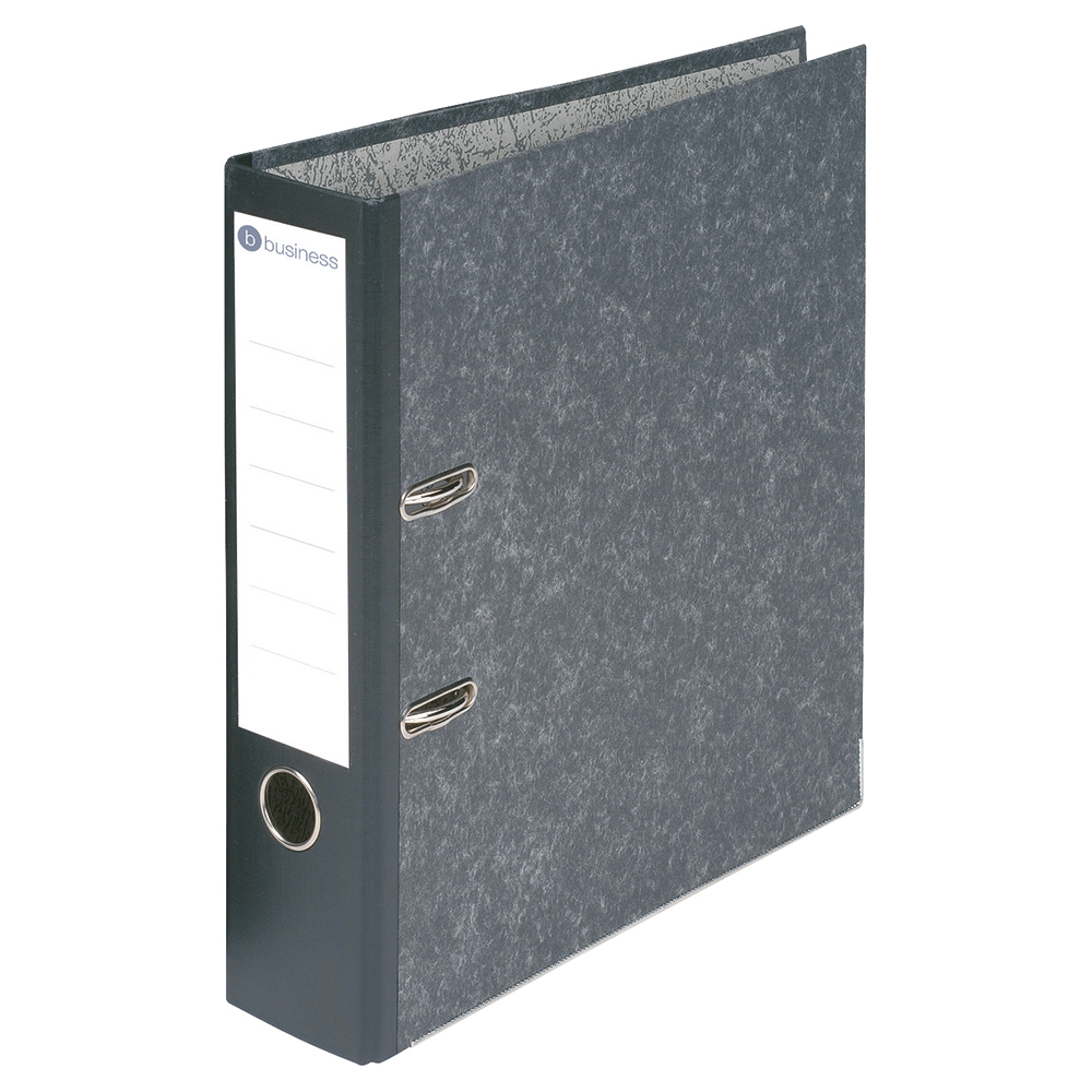 Business Eco Lever Arch File A4 Recycled Cloud
