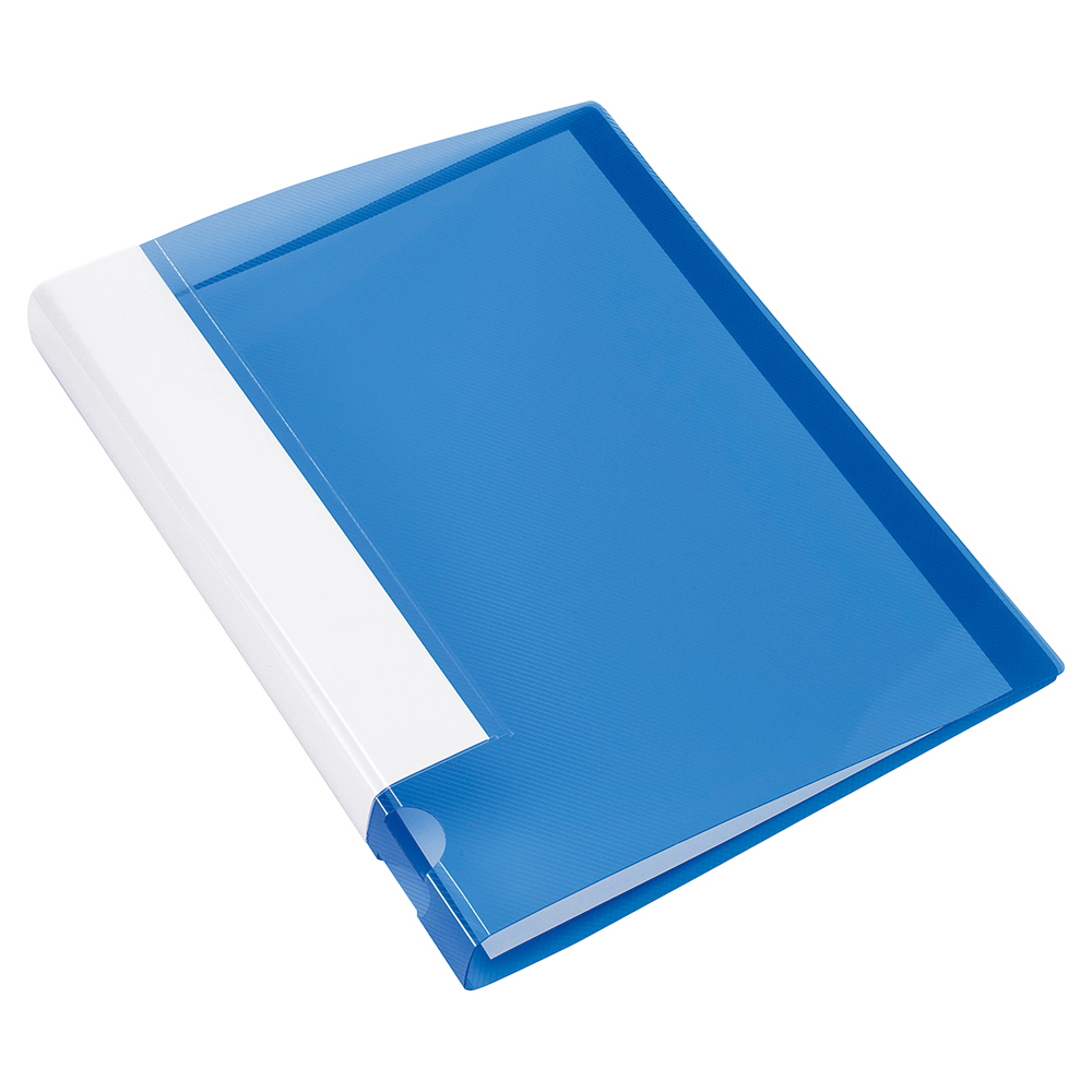 Business Blue Polypropylene 2 O-Ring A4 Ring Binders Pack of 10