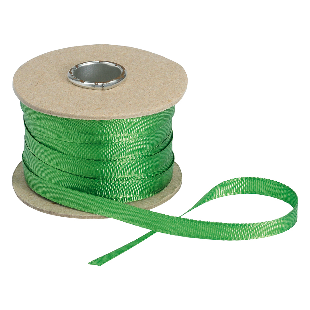 Business Legal Tape Reel 6mm x 50m Silky Green (Pack of 1)