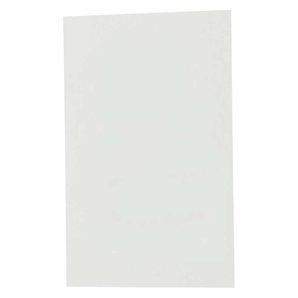 Business Office Static Drywipe Board perforated Sheets A1 White 24 Sheets
