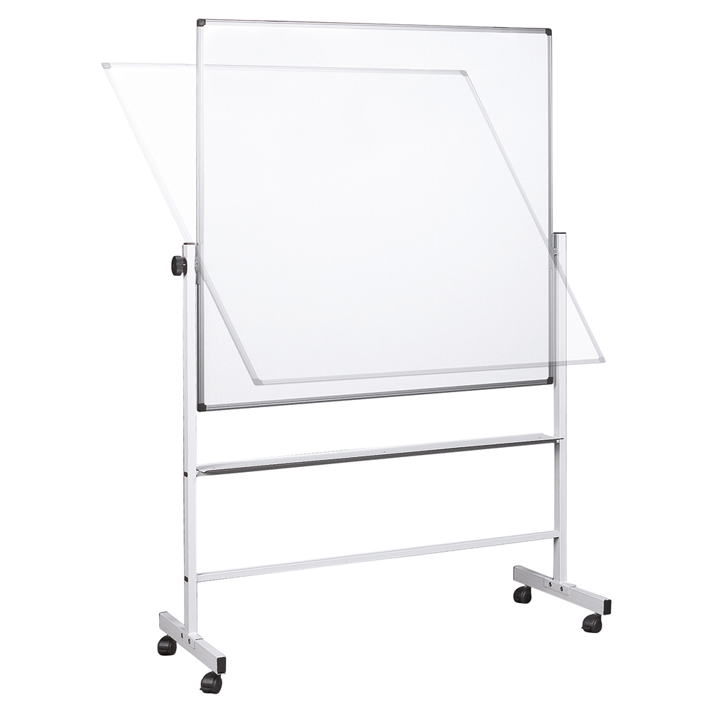 Business Office Revolver Whiteboard Magnetic Mobile 1200x1500mm