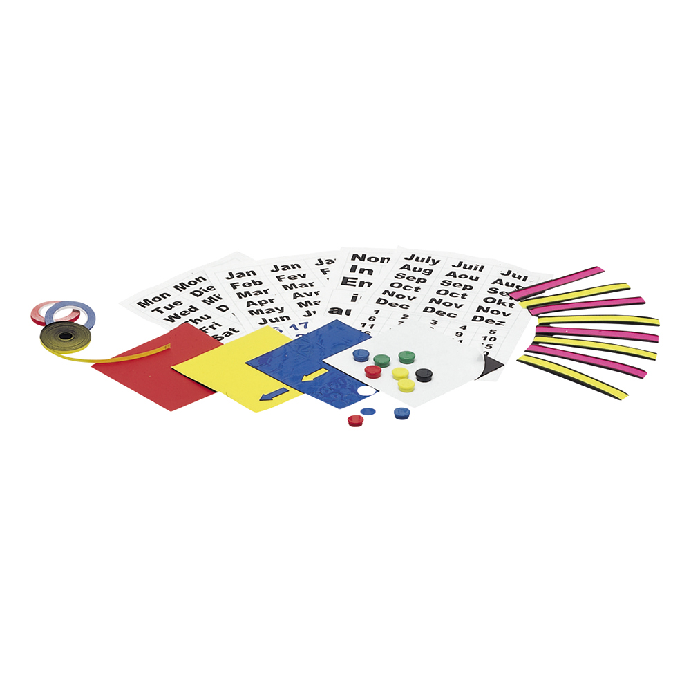 Business Magnetic Planning Kit (Pack of 1)