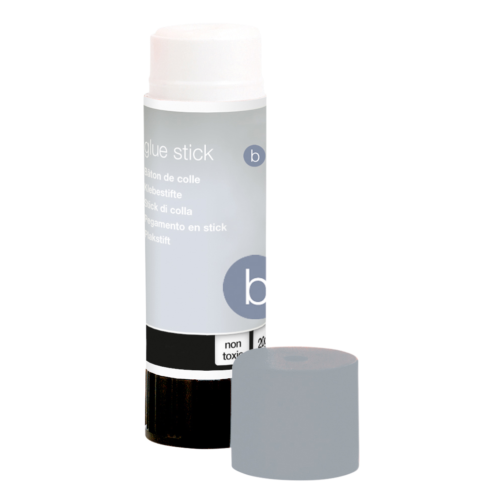Business Office Glue Stick Solid Washable Non-toxic Medium 20g Pack 6