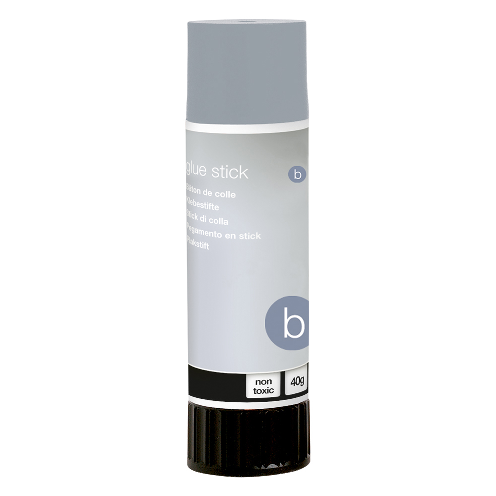 Business Glue Stick Large 40g (Pack of 6)