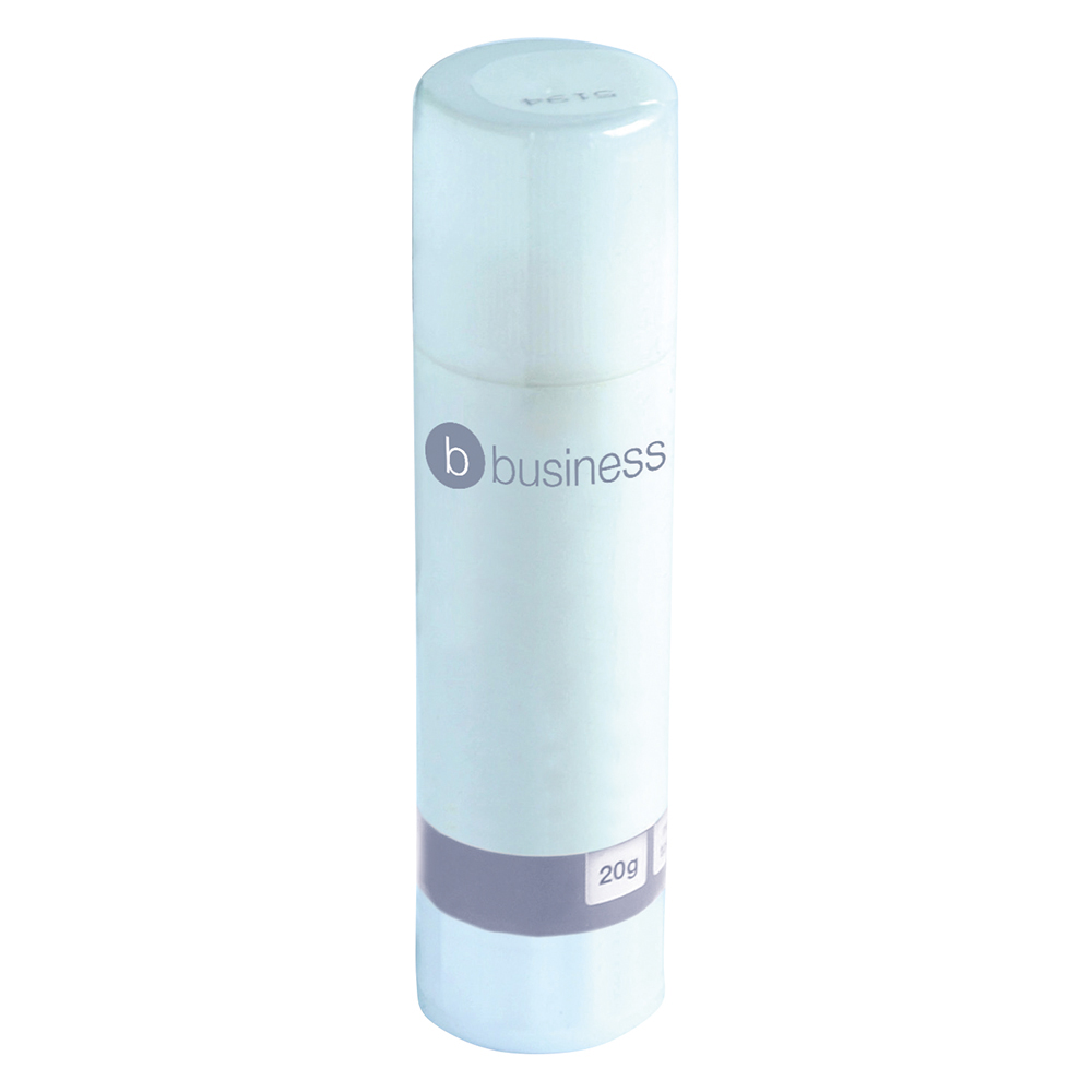 Business Office Glue Stick Medium 20g Pack 30