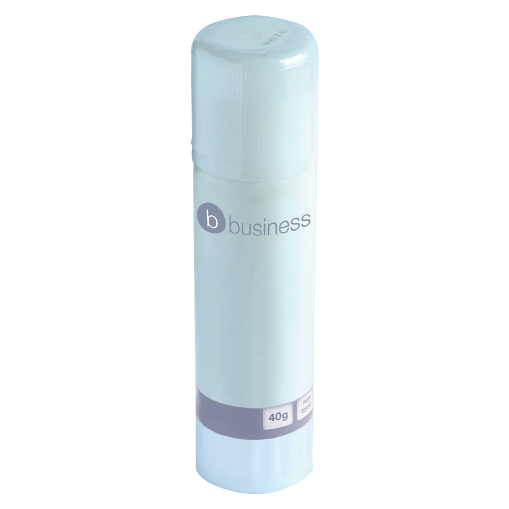 Business Glue Stick Large 40g (Pack of 30)