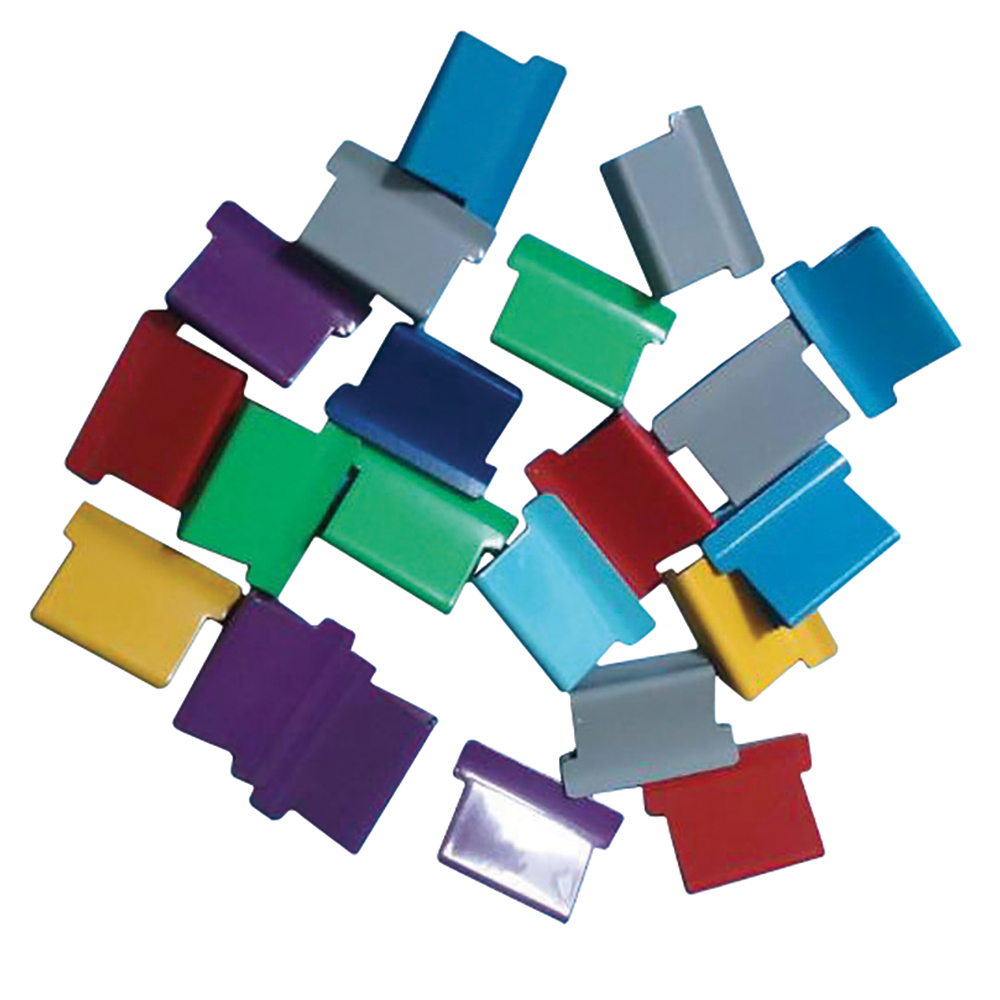 Business Ultra Clip 40 Sheet Refills Multi Coloured (Box of 150)