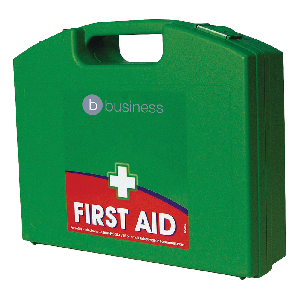 Business First Aid Kit HS1 1-50 Person (Pack of 1)
