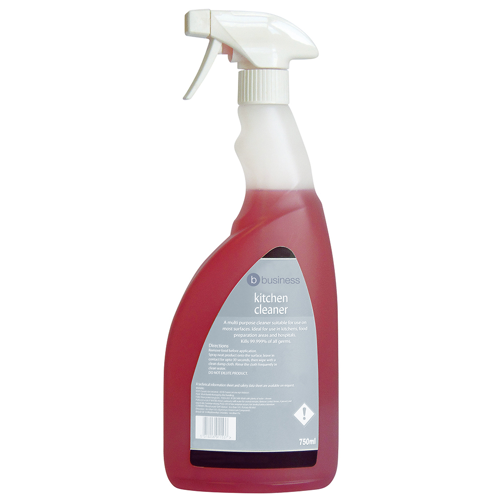 business Facilities Kitchen Cleaner 750ml