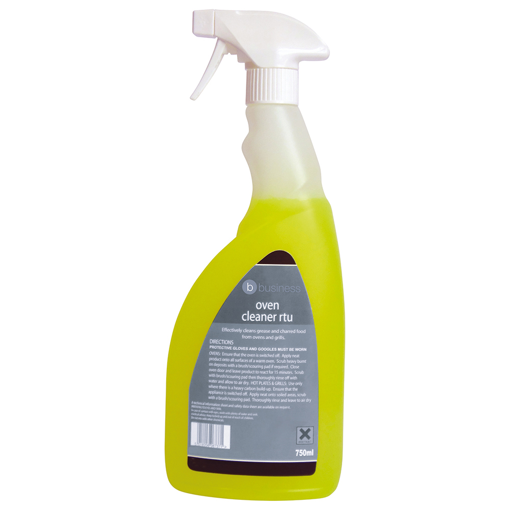 Business Facilities Ready-to-use Oven Cleaner 750ml