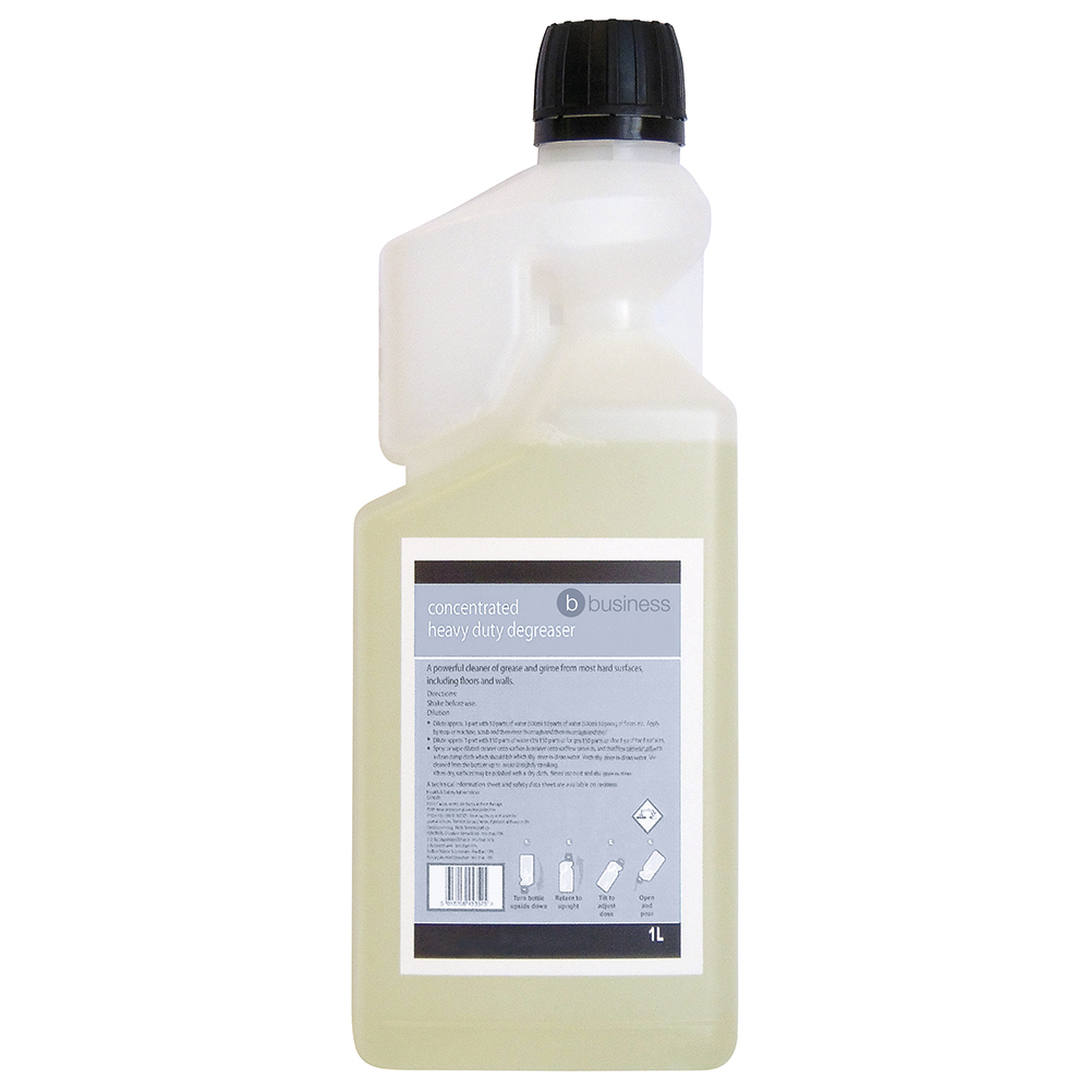 Business Facilities Concentrated Heavy-duty Degreaser 1 Litre