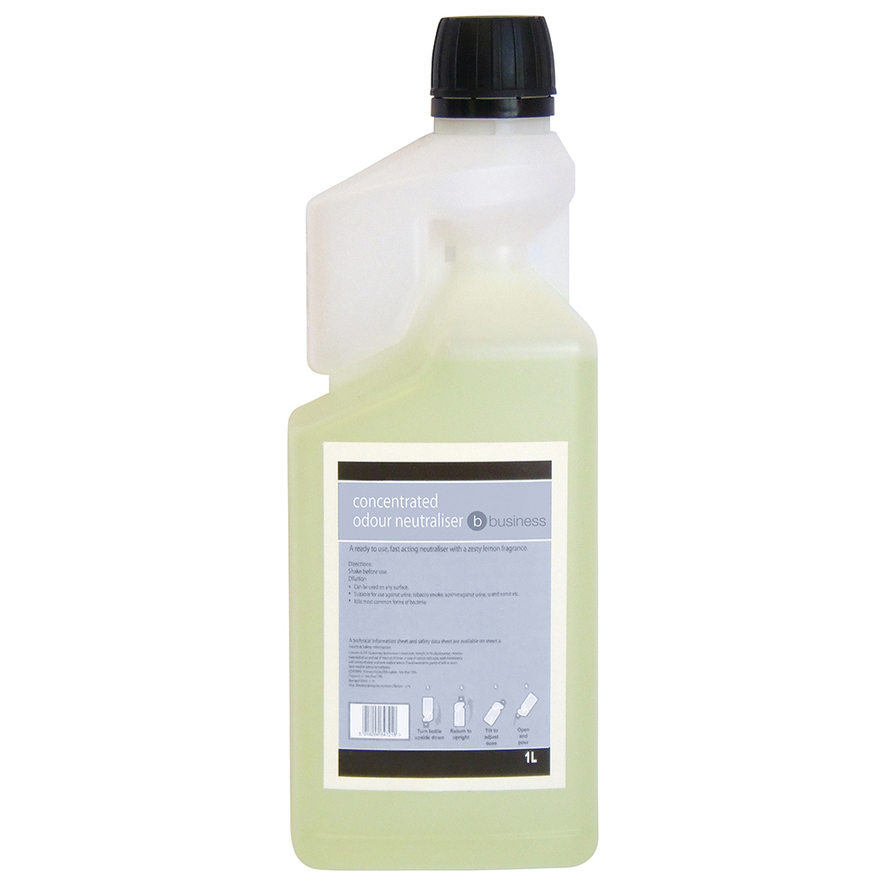 business Facilities Concentrated Odour Neutraliser 1 Litre