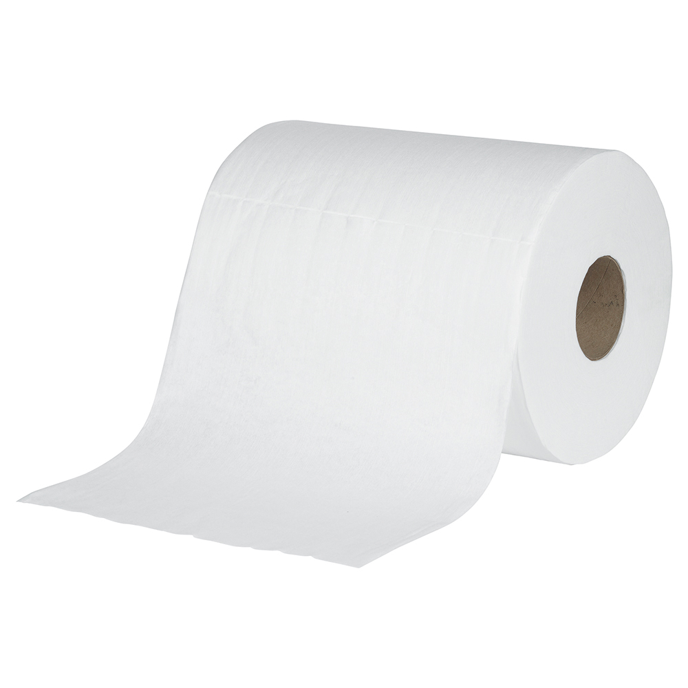 Business Facilities Cloths Low Lint Roll Multipurpose Solvent-resistant 30x36cm White Roll 400
