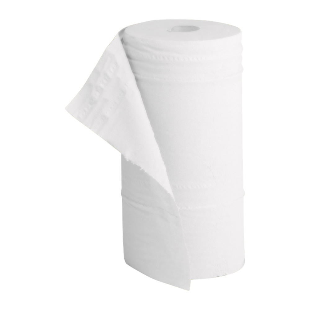 Business Hygiene Roll 2 ply Recycled 10 Inch 40m White (Pack of 1)