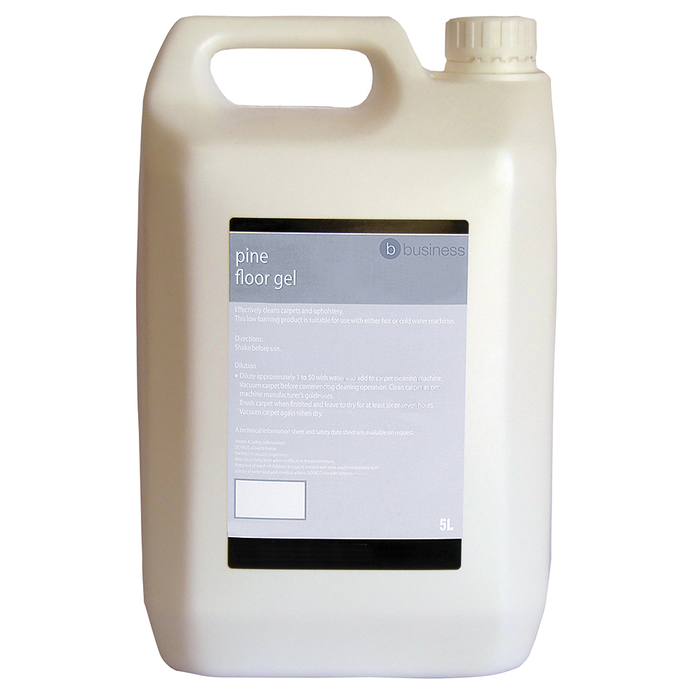 Business Facilities Pine Floor Gel 5 Litres