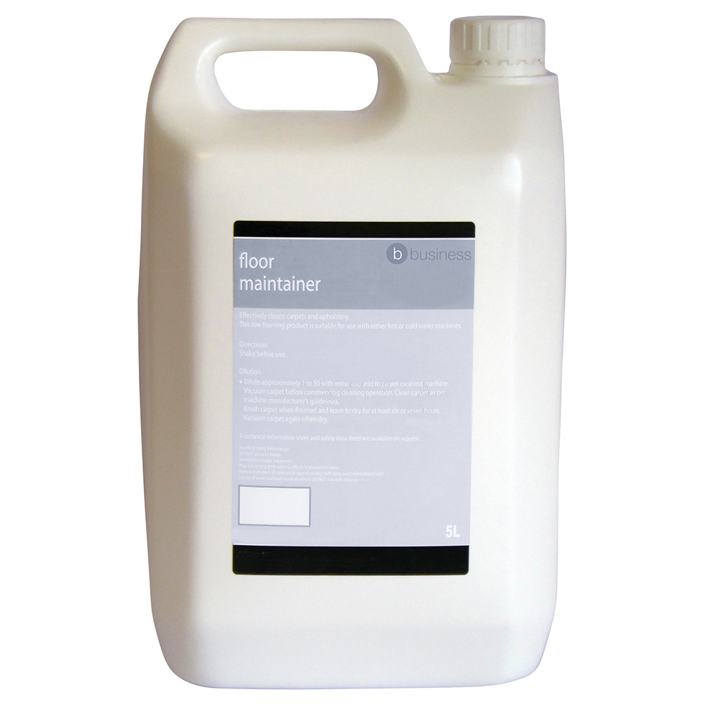 Business Facilities Floor Maintainer 5 Litres