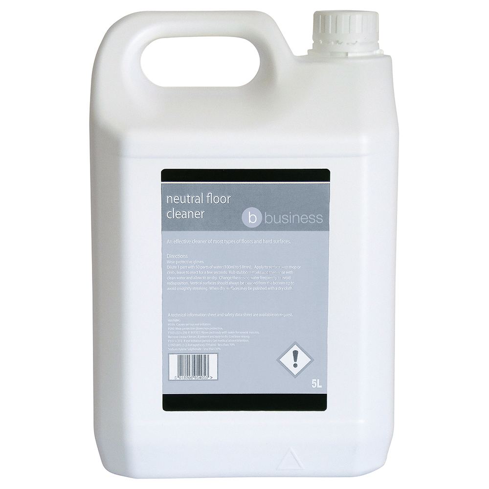 Business Facilities Neutral Floor Cleaner 5 Litres