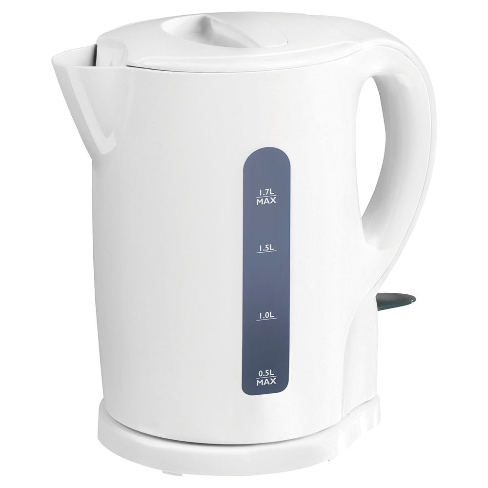 business Facilities Kettle Cordless 2200W 1.7 Litre White