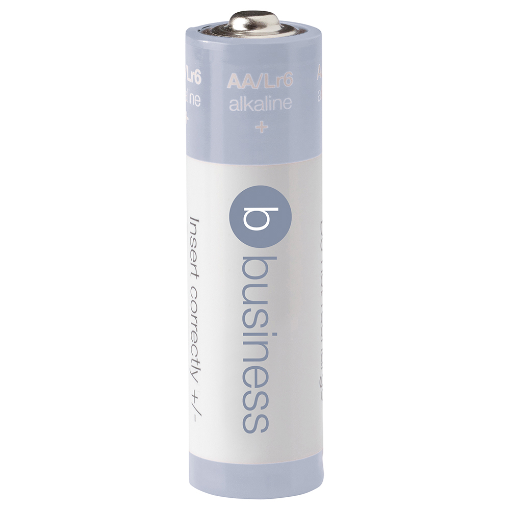 Business Batteries Alkaline AA / LR06 (Pack of 10)