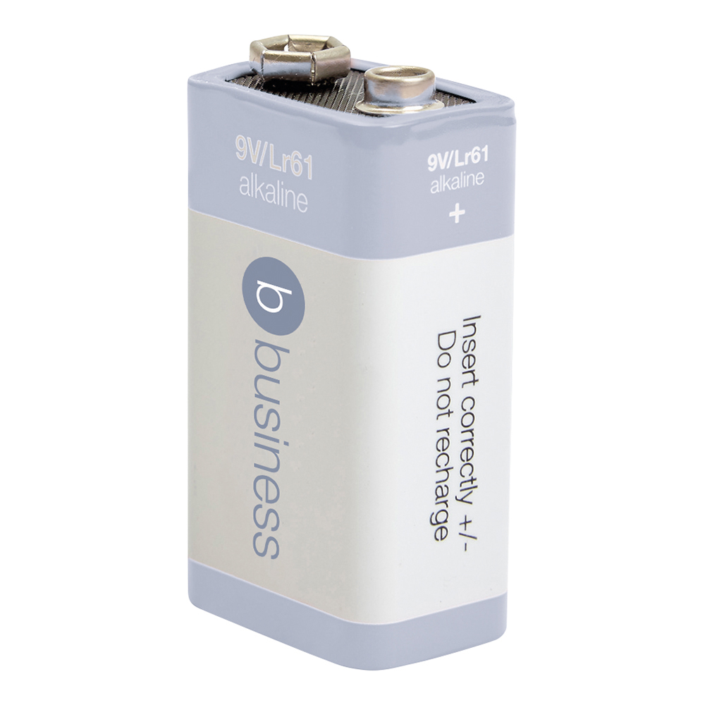 Business Office Battery 9V