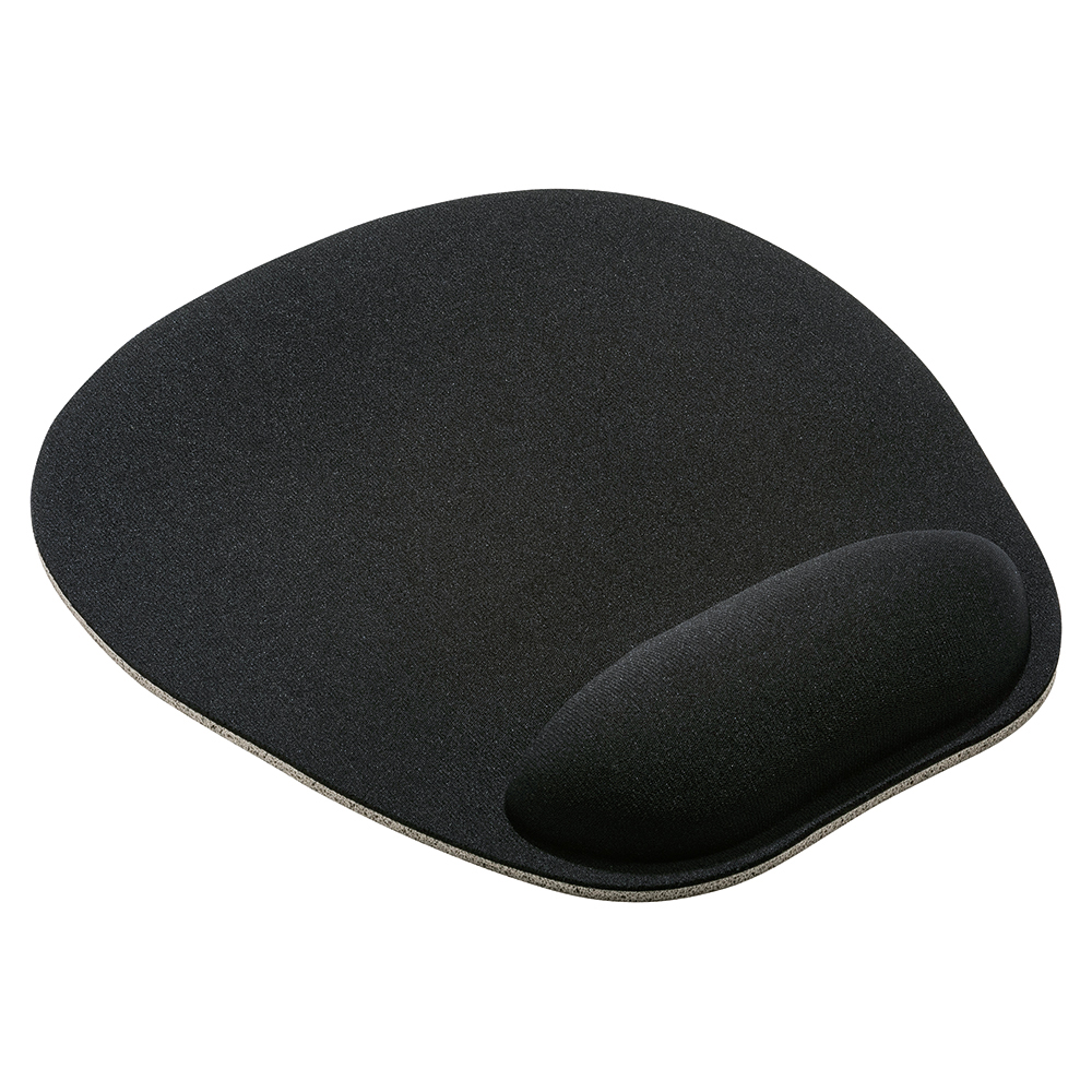 Business Eco Mouse Pad Recycled Black (Pack of 1)