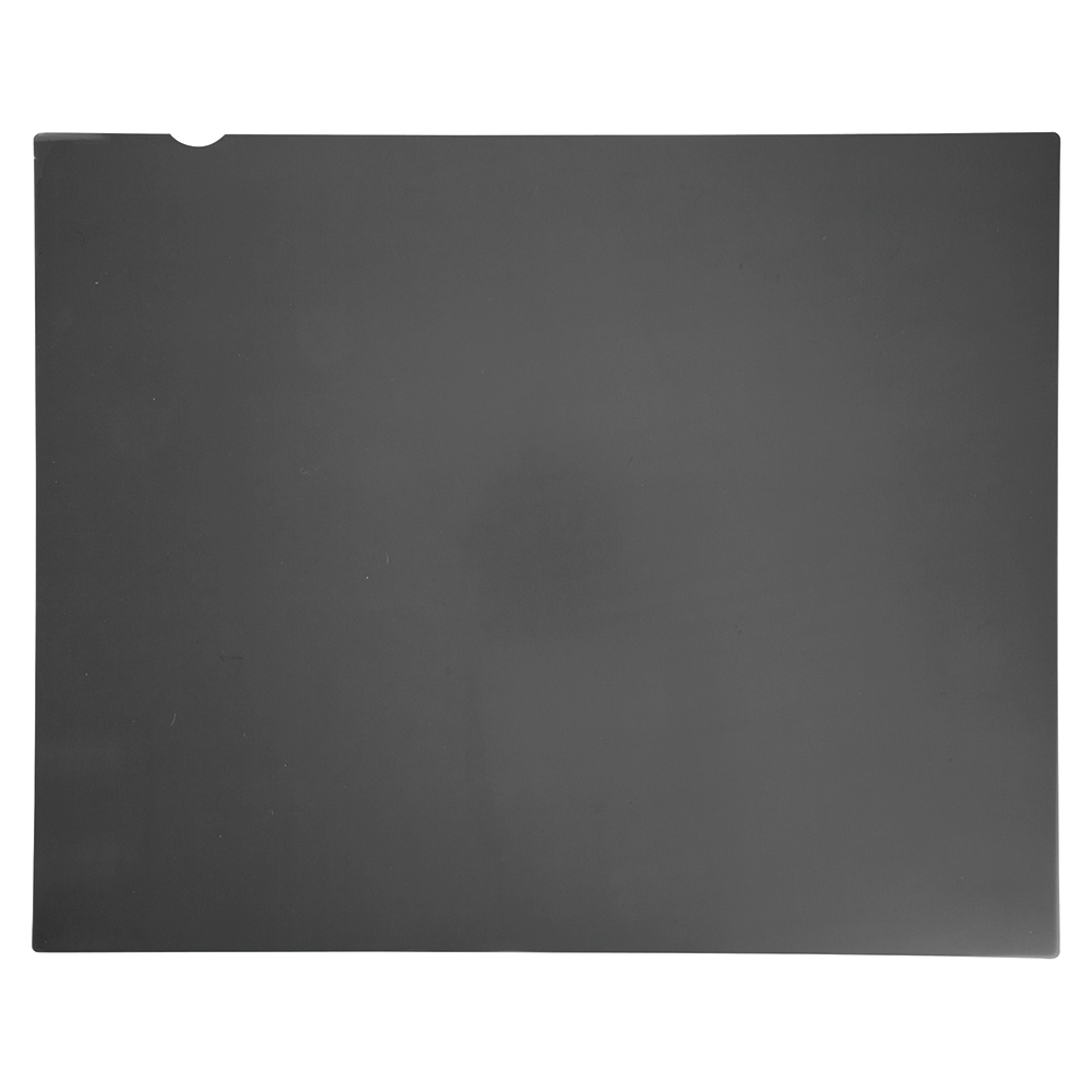 Business Privacy Filter 19inch 4:3 Transparent/Black (Pack of 1)