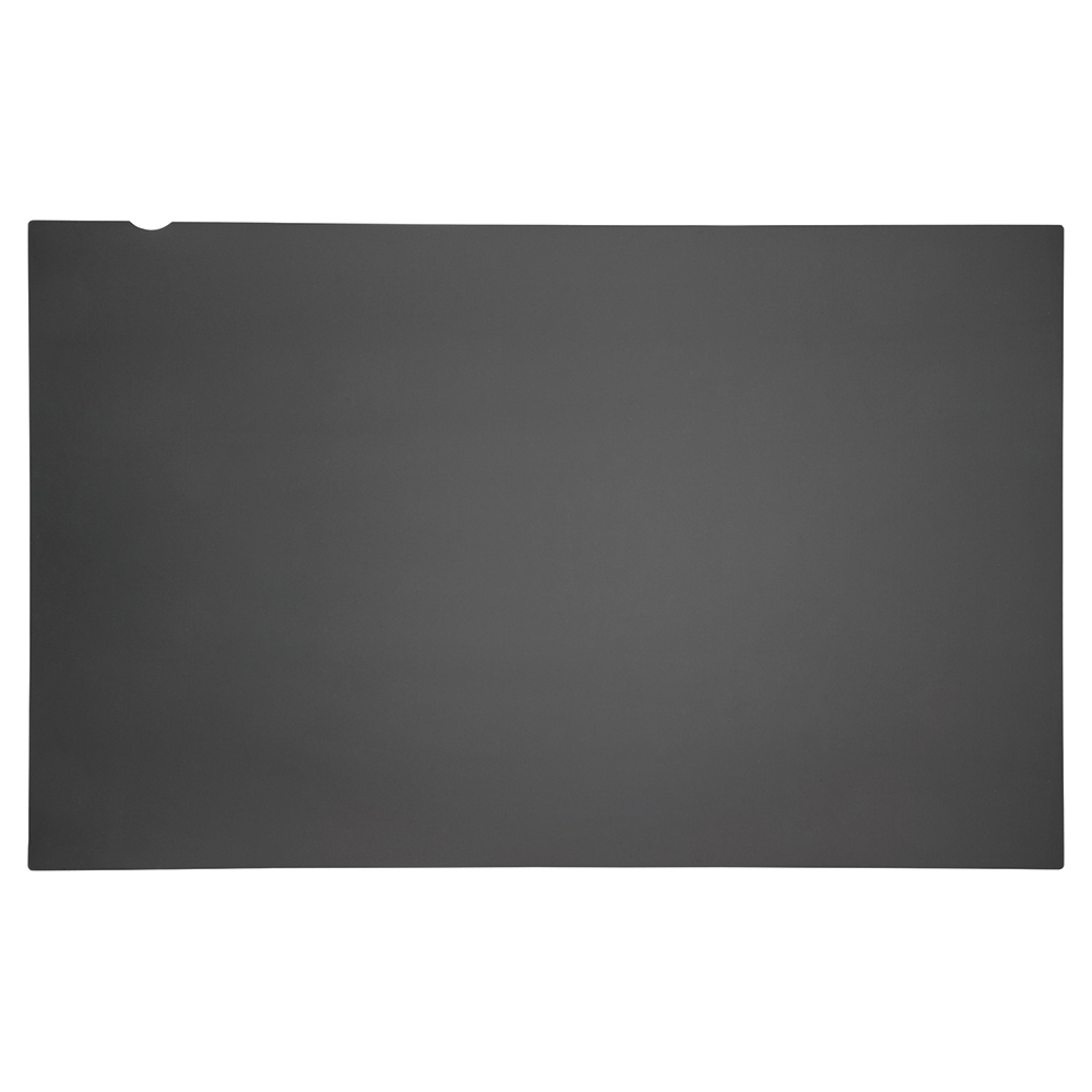 Business Privacy Filter 24inch 16:10 Transparent/Black (Pack of 1)