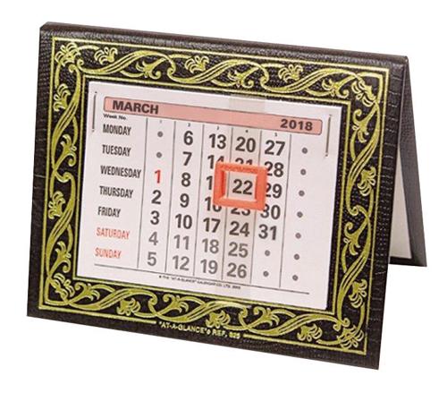 At A Glance 2019 Desk Calendar 825